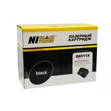 Картридж Hi-Black (HB-Q6511X) для HP LJ 2410/2420/2430, 12K